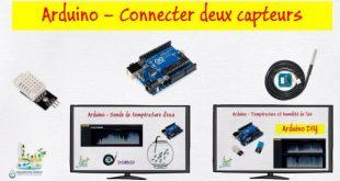 Arduino connecter deux capteurs