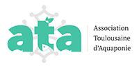 Logo association Toulousaine aquaponie ATA