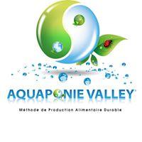 Logo facebook aquaponie valley