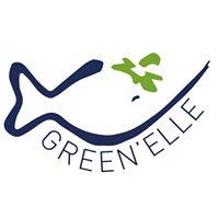 Logo facebook ferme aquaponique green'elle