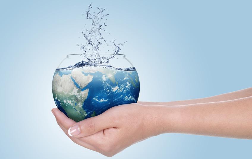 aquaponie sauver l'eau de la planète