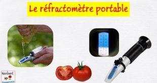 Le réfractometre portable
