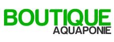 Logo boutique aquaponie